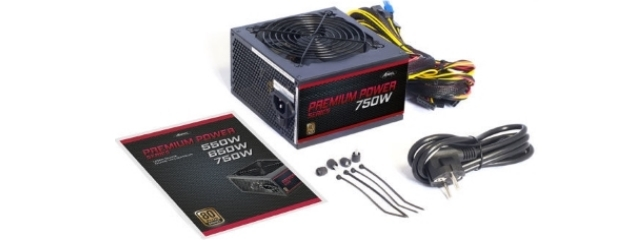 ADVANCE PREMIUM POWER SERIES 750W