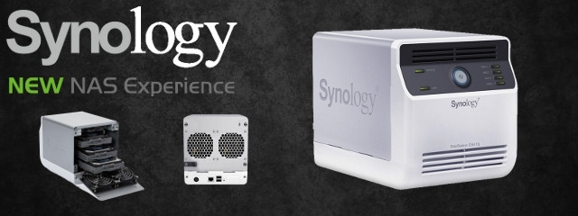 Synology DS-413j