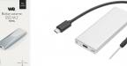 WE Boitier externe SSD M.2 PCI-e NVMe- WEBOITEXM2S9