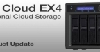 Western Digital NAS My Cloud EX4 - 16 To
