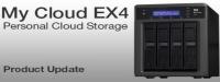 Western Digital NAS My Cloud EX4