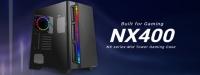 ANTEC NX400 RGB avec panneau vitré