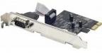 Oxford Carte PCI-Express 1X port série DB9