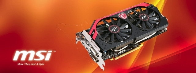 MSI GeForce GTX 1060 - 6Go
