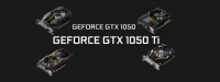 nVidia GeForce GTX 1050 en 2Go