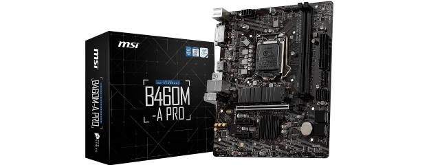 MSI B460M-A Pro