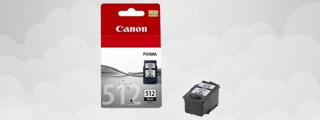 Canon PG-512 Noir