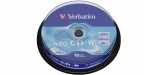 Verbatim Spindle de 10 CD-R