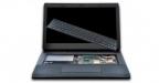 MICR-OS.COM Clavier Ordinateur Portable