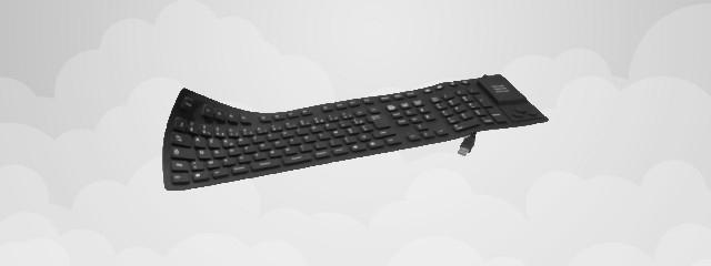 Clavier Souple USB