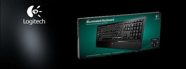 Logitech Illuminated