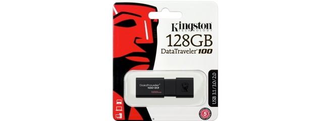 KINGSTON 128 Go USB 3.1