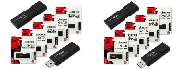 KINGSTON 32 Go en USB 3.1
