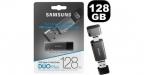 SAMSUNG 128 Go DUO-Plus en USB 3.1