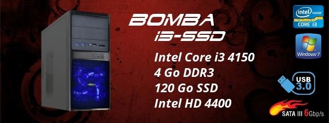 MICR-OS.COM Bomba i3-SSD