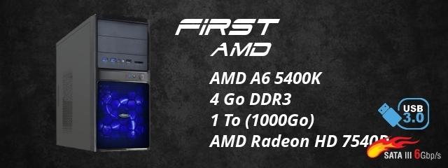 MICR-OS.COM First AMD