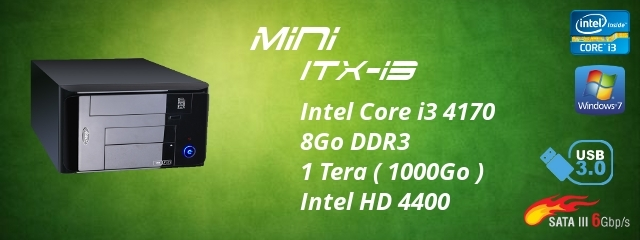 MICR-OS.COM Mini ITX-i3