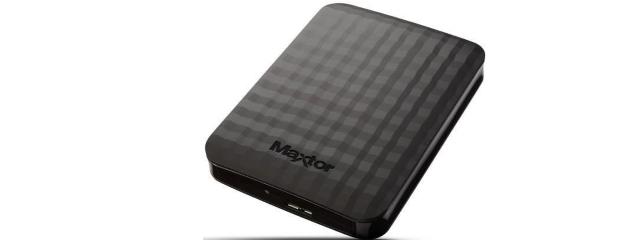 MAXTOR M3 Portable 2000Go