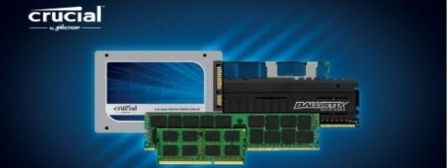 CRUCIAL SSD BX500 1000G