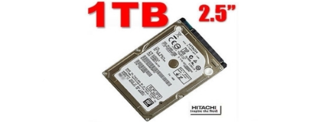 Hitachi HGST 1000Go Travelstar Z5K1