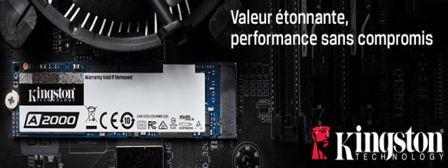 KINGSTON SA2000 1000Go M.2 NVMe