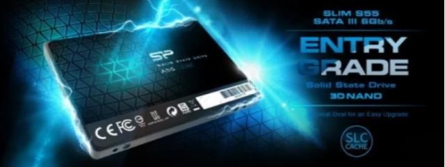 Silicon Power 256Go A55