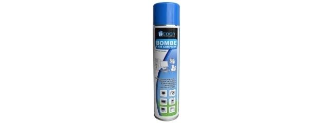 Dacomex Bombe dépoussiérante 500ml
