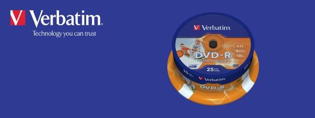 Verbatim DVD-R x25