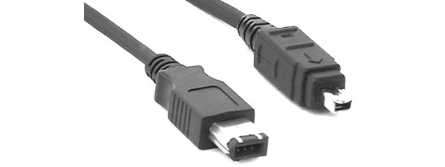 Cable Firewire 400 - 6M vers 4M