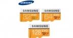 SAMSUNG Micro SDHC 32Go + Adaptateur