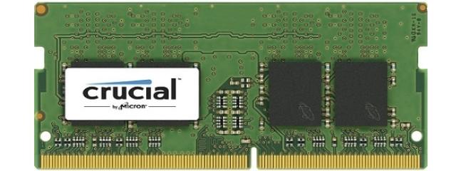 CRUCIAL 4 Go SODIMM DDR3L