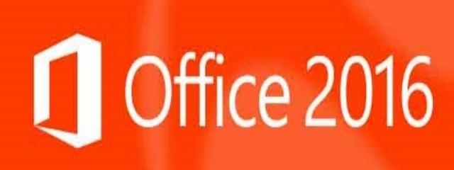 Microsoft Office 2016 Famille et PME