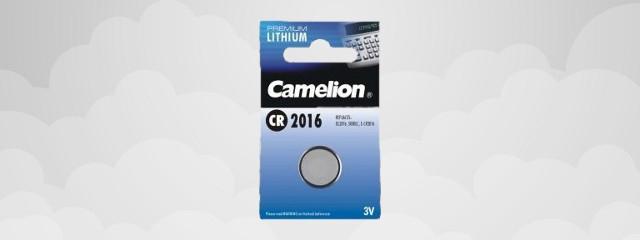Camelion CR 2016
