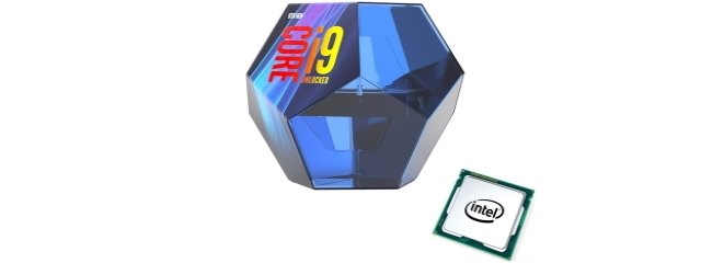 Intel Core i9 9900K Coffee Lake R