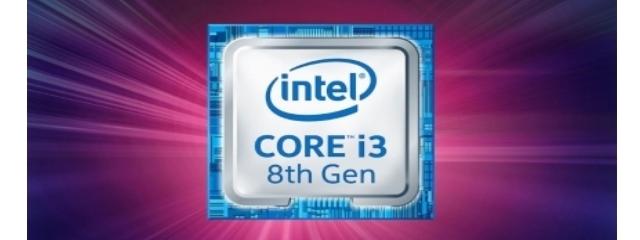 Intel i3 8100