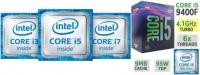 Intel Core i5 9400F sans iGPU