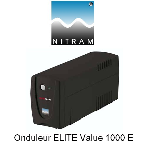 Nitram Elite Value 1000E