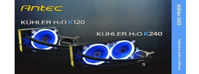 ANTEC KUHLER K240
