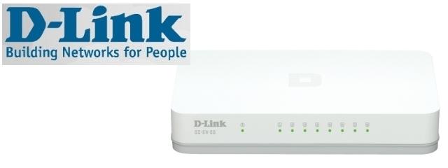 D-Link GO-SW-5G