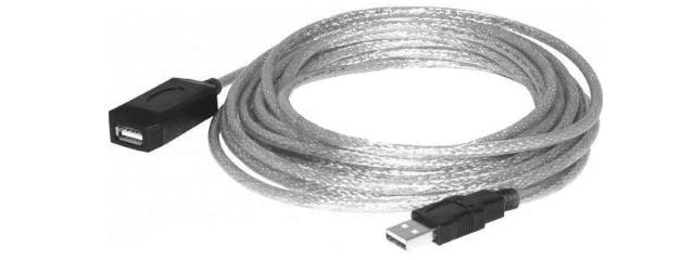 Dexlan Rallonge Amplifié USB