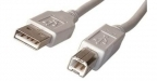 Cable USB 2.0 A/B - 1.8m