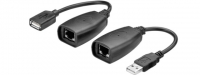 GOOBAY Convertisseur CAT 5/5a/6/USB 2.0