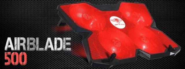 Advance SPIRIT OF GAMER AIRBLADE 500 RED