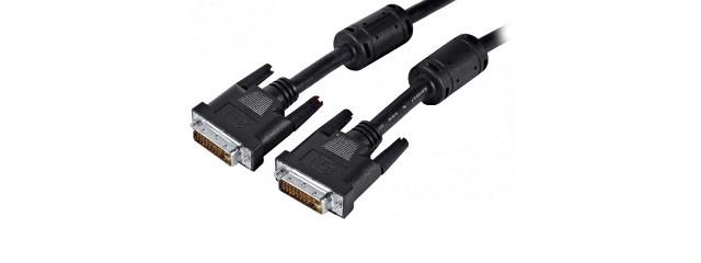 Cable DVI-D Dual Link