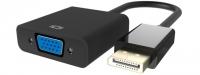 MICR-OS.COM Adaptateur DisplayPort / VGA