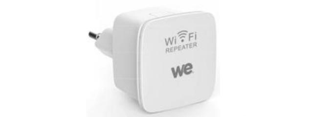 WE Répéteur Wifi N